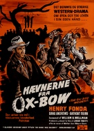 The Ox-Bow Incident - Danish Movie Poster (xs thumbnail)