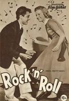 Rock, Pretty Baby - German poster (xs thumbnail)