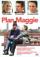 Maggie's Plan - Polish Movie Cover (xs thumbnail)