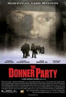 The Donner Party - Movie Poster (xs thumbnail)