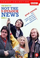 """Not the Nine O'Clock News"" - Dutch DVD cover (xs thumbnail)"
