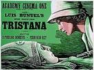 Tristana - British Movie Poster (xs thumbnail)