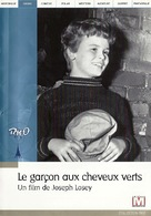 The Boy with Green Hair - French DVD cover (xs thumbnail)