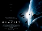 Gravity - British Movie Poster (xs thumbnail)