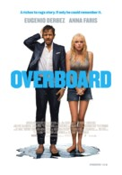 Overboard - Lebanese Movie Poster (xs thumbnail)