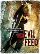 Evil Feed - German Blu-Ray movie cover (xs thumbnail)