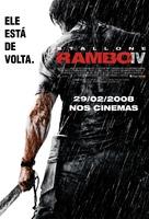 Rambo - Brazilian poster (xs thumbnail)
