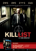 Kill List - Dutch Movie Poster (xs thumbnail)