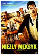 Search Party - Polish DVD movie cover (xs thumbnail)