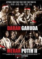 Darah garuda - Indonesian Movie Poster (xs thumbnail)