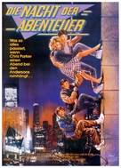 Adventures in Babysitting - German Movie Poster (xs thumbnail)