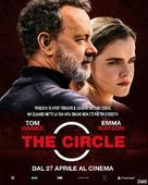 The Circle - Italian Movie Poster (xs thumbnail)