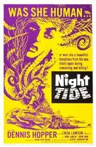 Night Tide - Movie Poster (xs thumbnail)