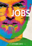jOBS - Italian Movie Poster (xs thumbnail)