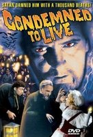 Condemned to Live - DVD cover (xs thumbnail)