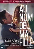 Au nom de ma fille - French DVD cover (xs thumbnail)