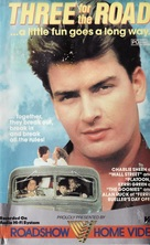 Three for the Road - New Zealand VHS cover (xs thumbnail)