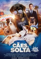 Show Dogs - Portuguese Movie Poster (xs thumbnail)