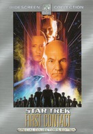 Star Trek: First Contact - DVD movie cover (xs thumbnail)