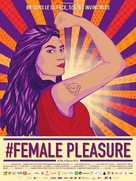 #Female Pleasure - French Movie Poster (xs thumbnail)