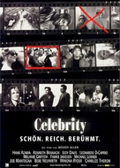 Celebrity - German Movie Poster (xs thumbnail)