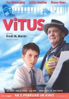 Vitus - Swiss Movie Poster (xs thumbnail)