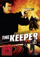 The Keeper - German DVD cover (xs thumbnail)