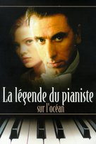 La leggenda del pianista sull'oceano - French Movie Cover (xs thumbnail)