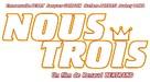 Nous trois - French Logo (xs thumbnail)
