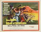 Killers of Kilimanjaro - Movie Poster (xs thumbnail)