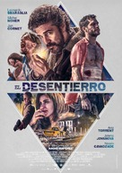 El desentierro - Spanish Movie Poster (xs thumbnail)