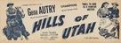The Hills of Utah - poster (xs thumbnail)