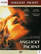 The English Patient - Slovak DVD movie cover (xs thumbnail)