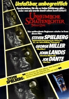 Twilight Zone: The Movie - German Movie Poster (xs thumbnail)
