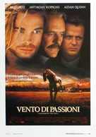 Legends Of The Fall - Italian Movie Poster (xs thumbnail)