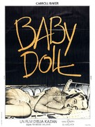 Baby Doll - French Re-release poster (xs thumbnail)