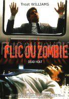 Dead Heat - French Movie Poster (xs thumbnail)