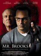 Mr. Brooks - Danish Movie Poster (xs thumbnail)