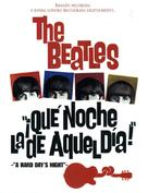 A Hard Day's Night - Spanish Movie Poster (xs thumbnail)