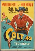 Colt .45 - Argentinian Movie Poster (xs thumbnail)
