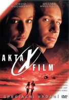 The X Files - Czech Movie Cover (xs thumbnail)