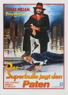 Squadra antimafia - German Movie Poster (xs thumbnail)
