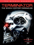 """""""Terminator: The Sarah Connor Chronicles"""" - Japanese Movie Cover (xs thumbnail)"""