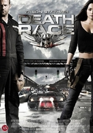 Death Race - Danish DVD movie cover (xs thumbnail)