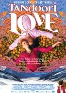 Tandoori Love - German Movie Poster (xs thumbnail)