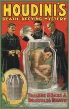 """Houdini"" - Movie Poster (xs thumbnail)"