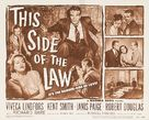 This Side of the Law - Movie Poster (xs thumbnail)