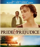 Pride & Prejudice - Blu-Ray movie cover (xs thumbnail)