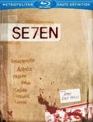 Se7en - French Movie Cover (xs thumbnail)