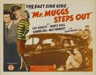 Mr. Muggs Steps Out - Movie Poster (xs thumbnail)